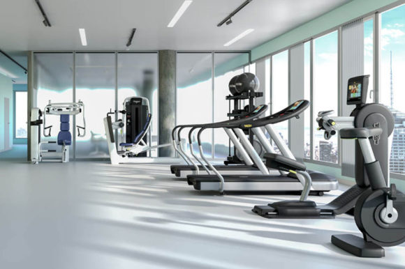 Bike Forma Technogym